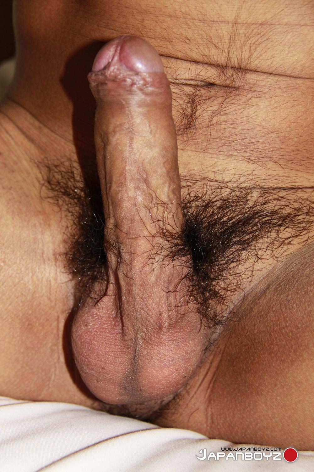 Asian Uncut Cock 16